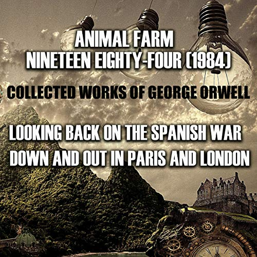 『Collected Works of George Orwell』のカバーアート