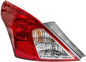 TYC 11-6402-00-1 Nissan Versa Left Replacement Tail Lamp