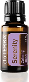 doTERRA - Serenity Essential Oil Restful Blend - Promotes Relaxation and Restful Sleep Environment.
