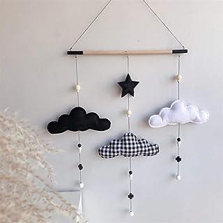 Sticker mural universel mural de décoration murale Pluvoir Cloud Cloud Decoration Chambre Baby-Chambre Suspendre des enfan...