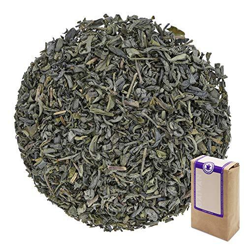 "N° 1398: Tè verde biologique in foglie ""Chun Mee Wuyuan"" - 250 g - GAIWAN® GERMANY - tè in foglie, tè bio, China"