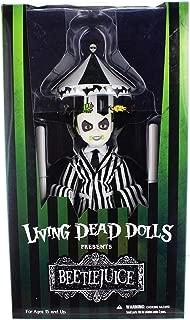 Mezco Living Dead Dolls Showtime Beetlejuice Doll