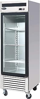 singer refrigerator glass door