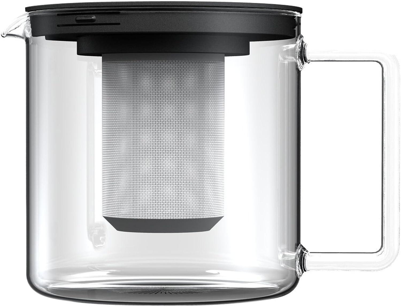 Teekanne 1,3 Liter mit Metallsieb
