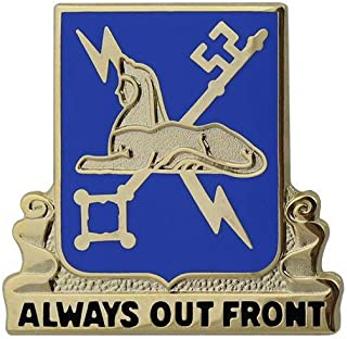 US Army Military Intelligence Regimental Crest