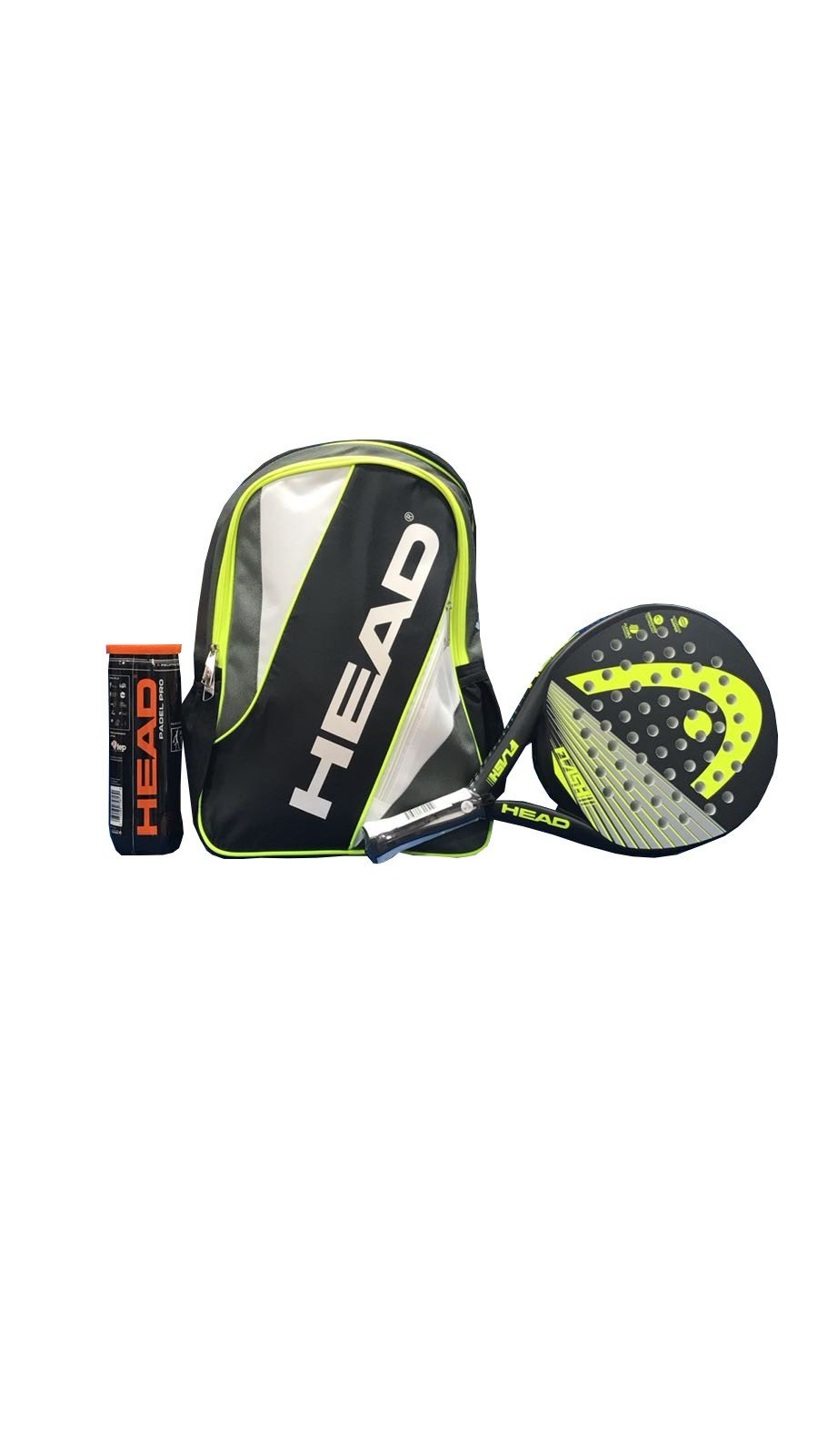 Pack Padel Flash Hombre Head: Amazon.es: Deportes y aire libre