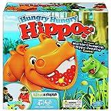 Hasbro - 989361010 - Jeu de Société - Hippos Gloutons