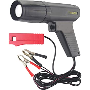 OBDMONSTER Automotive Ignition Timing Light Gun, 12V Inductive Petrol Engine Timing Gun Tool for Old Classical Car Motorcycle Marine