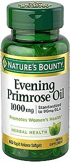 Nature's Bounty Evening Primrose Oil 1000 mg Softgels 60 ea