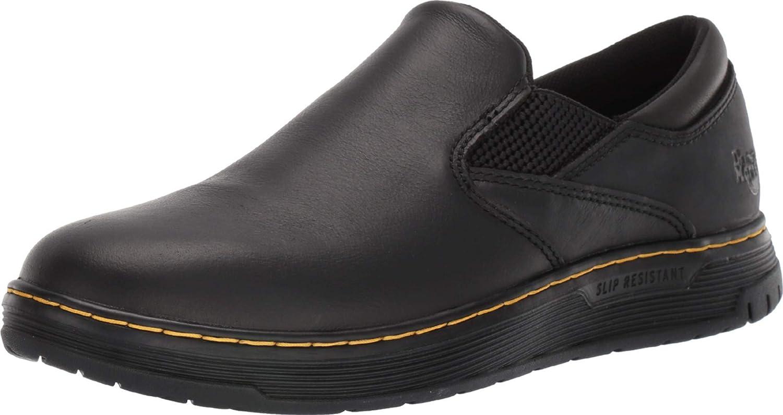 Dr. Martens Unisex-Adult Brockley Sr Food Service Shoe : Clothing, Shoes & Jewelry