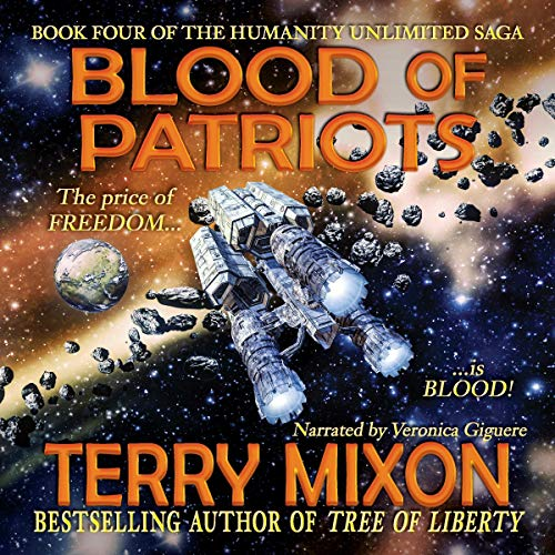 Blood of Patriots cover art