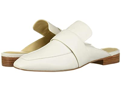 rag & bone Aslen Loafer Mule (Antique White) Women