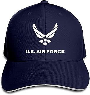 Air Force Symbol Driver Sandwich Cap