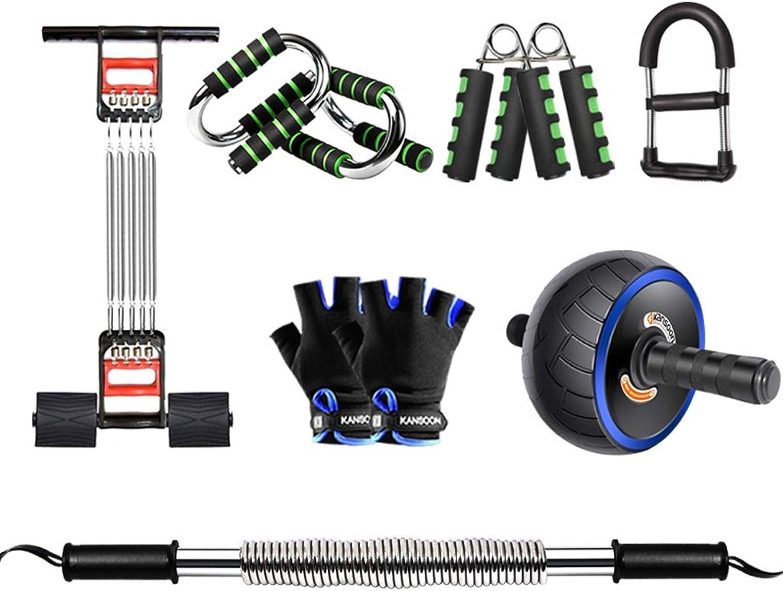 Cly Fitnessgerte Home Multifunktions-Trainingsset Sportartikel Sportübungstruhe Muskelarm Herren SY (gre   3 )