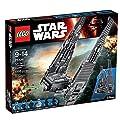 LEGO Star Wars Kylo Ren's Command Shuttle 75104 Star Wars Toy