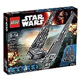 LEGO Star Wars Kylo Ren 's Command Shuttle 75104, Kit de construcción