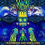 Santana: Blessings and Miracles (Audio CD)