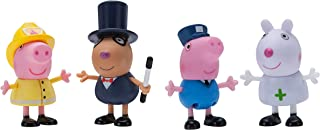 Peppa Pig When I Grow Up What I Want to Be 4-Figure Pack