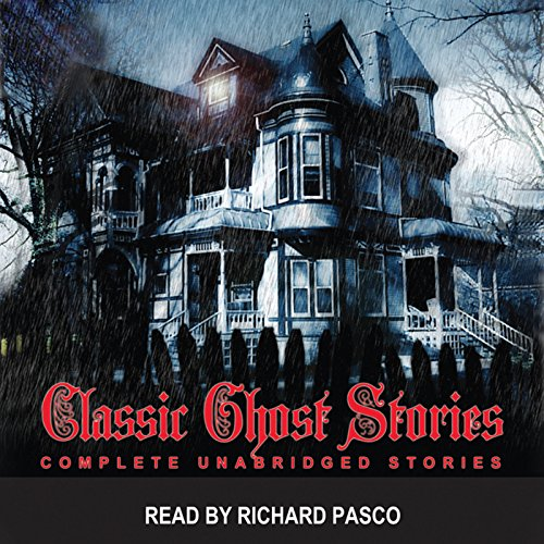Classic Ghost Stories 1 audiobook cover art