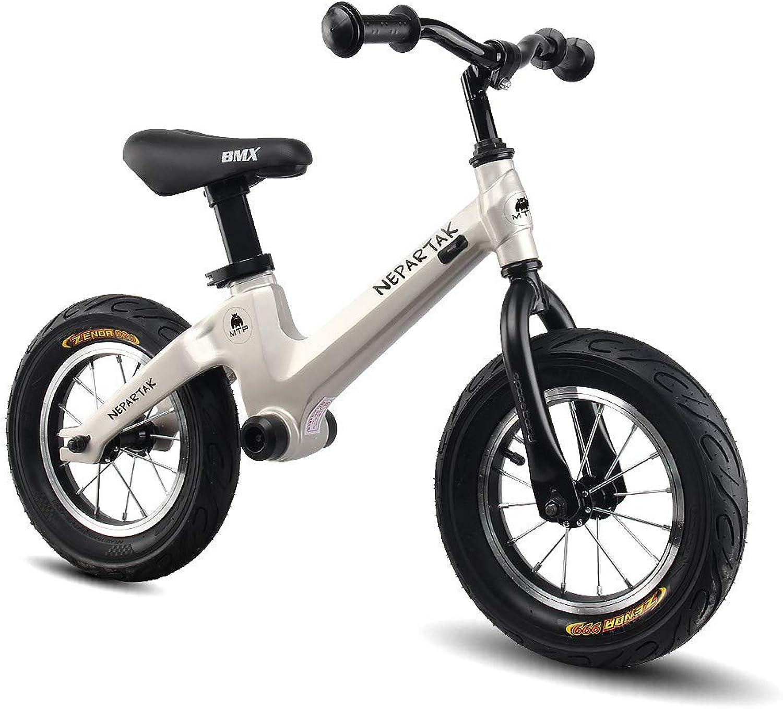 LIDU Baby Kinder Keine Pedal Balance Zu Fu Fahrrad Walker Für Baby Kinder Altersgruppen 18 Monate bis 5 Jahre Alt Stahl Rahmen Einstellbar