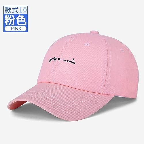 Zhouzhou666 Hat Female Cap de plein air Visor Baseball Cap Male