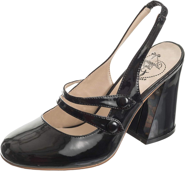 Dancing Days Damen Schuhe Unchained Pumps Geschlossen
