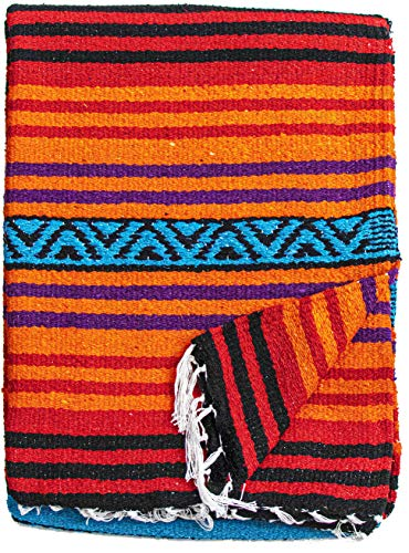 El Paso Designs Peyote Hippie Blanket