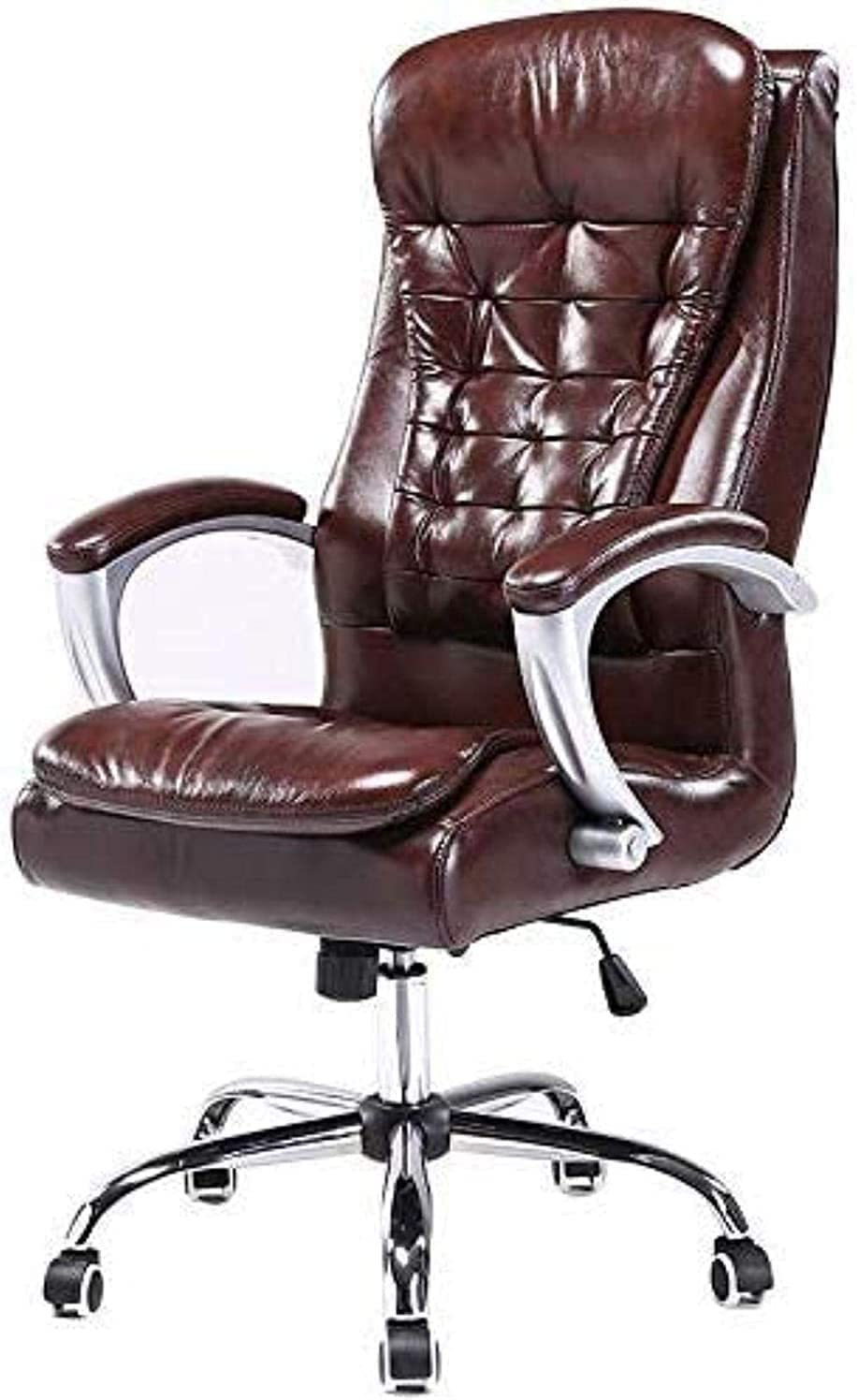 JIAJBG Office Chair Executive High Ranking TOP20 Leather Ranking TOP1 - Chairs