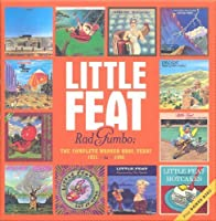 Rad Gumbo: The Complete Warner Bros. Years 1971-1990 (13CD) by Little Feat (2014-02-25)