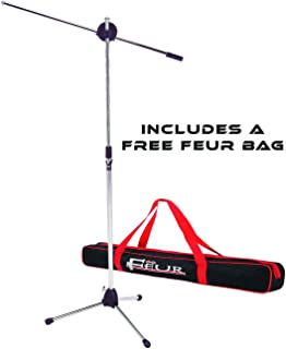 Best stainless steel microphone stand Reviews