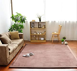 Area Rugs Carpets Carpets Tatami Tea Table Manually Bedroom Carpet Rectangle Living Room Rugs 800Mm X 2000Mm Brown