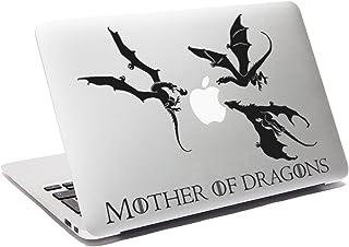 Ericraft Mother of dragons madre de dragones Got adhesivo decorativo para portátil skin para ordenador portátil vinilo adh...