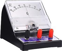 ULTECHNOVO Analog amperemeter visare typ elektrisk ström ampere testare känslig amperemeter mikroammeter galvanometer för ...