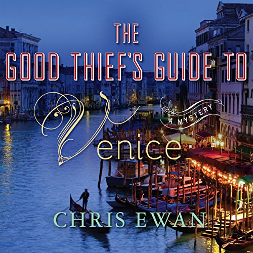 The Good Thief's Guide to Venice cover art