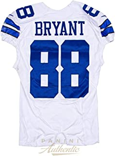 Dez Bryant Game Worn Dallas Cowboys Jersey From 12/11/2016 vs the New York Giants ~Limited Edition 1/1~ - Panini Authentic - Panini Certified