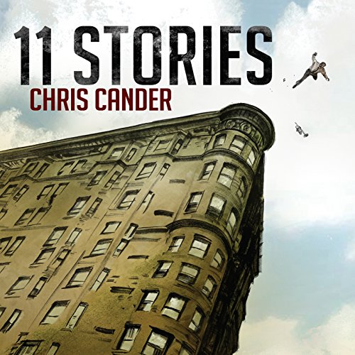 11 Stories audiobook cover art