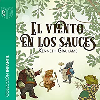 El viento en los sauces [The Wind in the Willows] audiobook cover art
