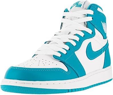 Amazon.com: Nike Jordan Kids Air Jordan 1 Retro High OG BG ...