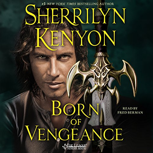 Born of Vengeance audiobook cover art