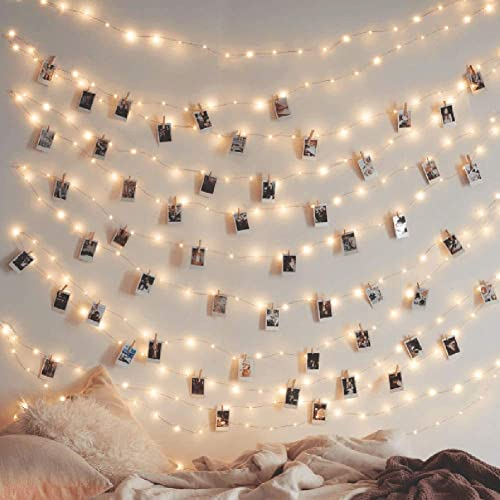 popular Twinkle Star lowest 200 outlet sale LED 66ft Fairy String Lights USB & Adapter Powered, Dimmable Control Starry Silver Wire String Lights Home Lighting Indoor Outdoor Bedroom Wedding Party Decoration, Warm White online sale