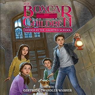 Hidden in the Haunted School cover art