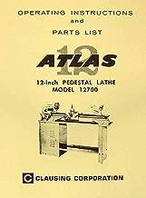 ATLAS CLAUSING 12700 12