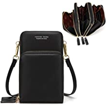 Orderking Umh/ängetasche Mini Handy Schultertasche Damen M/änner Umh/änge Tasche H/üfttasche Handytasche Brieftasche Kartentasche Mini-Tasche Mode Cross-Body Tasche Kleine Bag
