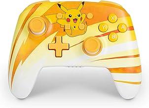 Controle Sem Fio Wireless Pikachu Pokemon - Nintendo Switch - Switch Lite…