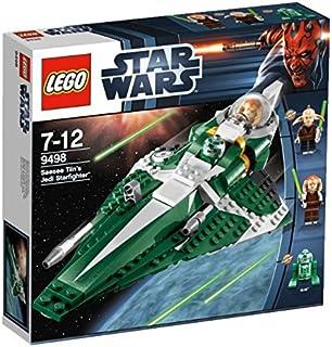 レゴ (LEGO) スター・ウォーズ サシー・ティンのジェダイ・スターファイター(TM) 9498
