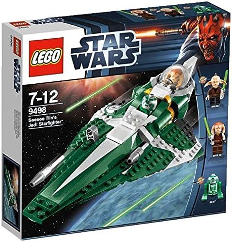 diseño simple y generoso LEGO Star Star Star Wars - Saesee Tiin's Jedi Starfighter (9498)  precios razonables