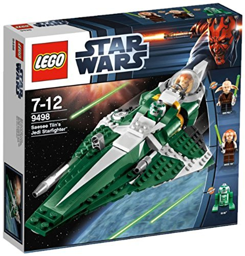 LEGO Star Wars - Saesee Tiin's Jedi Starfighter (9498)