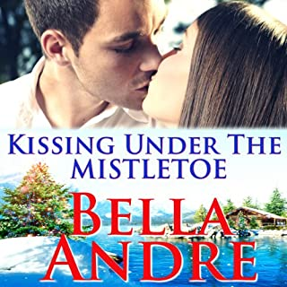 Kissing Under the Mistletoe cover art