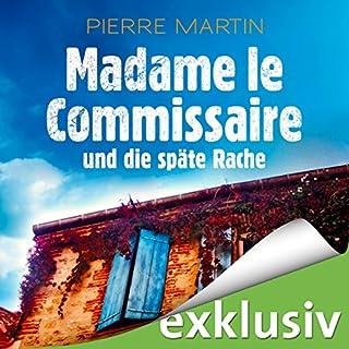 Madame le Commissaire und die späte Rache Titelbild