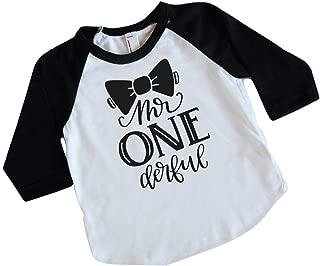 Boy First Birthday Shirt, 1st Birthday Boy Outfit, Mr. One-Derful